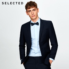дешево!  SELECTED Против морщин для пиджака Blazer T