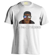 SPIKE LEE Mars Mens & Womens Rock And Roll Summer Cotton T Shirt