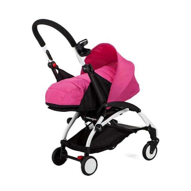 Cochecito de bebé Cesta de Dormir Bebé Accesorios En General No Contiene el Marco Adecuado 0-6 Meses Bebé