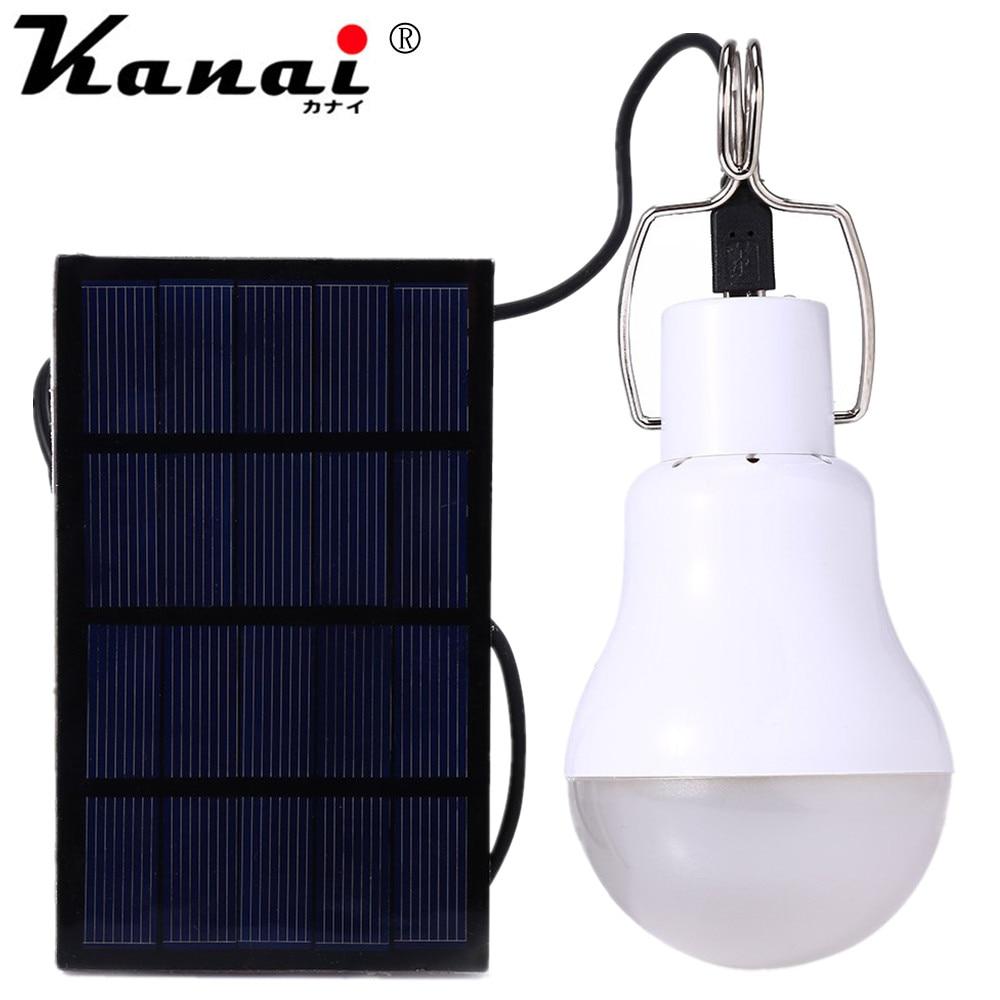 15w Solar Powered Portable Led Bulb Lamp Solar Energy Lamp Led Lighting Solar Panel Light Energy Solar Camping Light