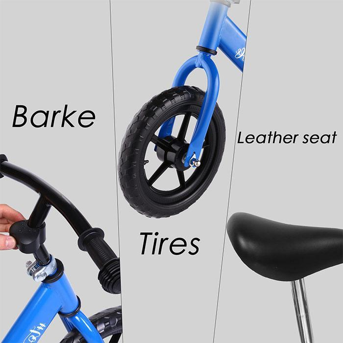 HTB1C7Epi qWBKNjSZFAq6ynSpXad ANCHEER Child Balance Bike Kit Toddler bicicleta Balance Bikes Bicycle Children Walker No Foot Pedal bisiklet girls boys Scooter