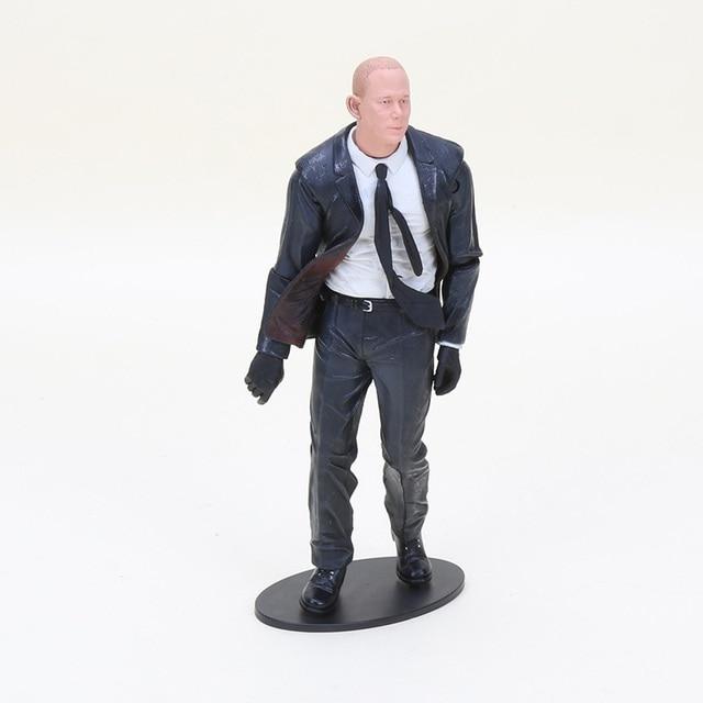 18 centímetros hot jogo NECA Figura hitman assassino PVC Action Figure Model Collection Toy Boneca Presentes