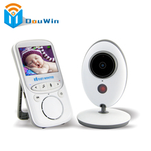 Wireless Video Baby Monitor 2.4GHz  Infant Babysitter Baby Camera NightVision Temperature Display Baby Sleep Monitor Babysitter