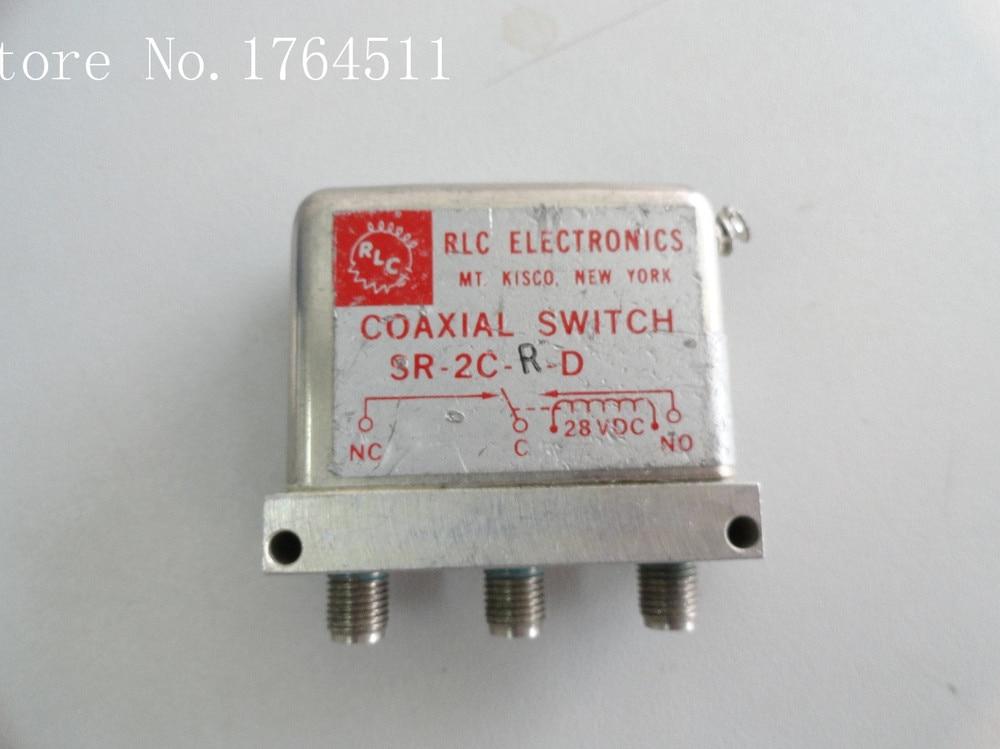 [BELLA] Supply RLC SR-2C-R-D SPDT DC-18GHZ 28V