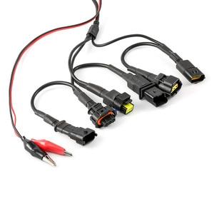 Image 5 - Common Rail Druk Tester Voor Kts Bosch Voor Delphi Diesel Common Rail Druk Tester En Simulator Denso Sensor Test Tool