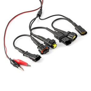 Image 5 - Probador de presión de riel común para kts bosch, probador de presión de riel común diésel delphi y simulador Denso, herramienta de prueba del Sensor