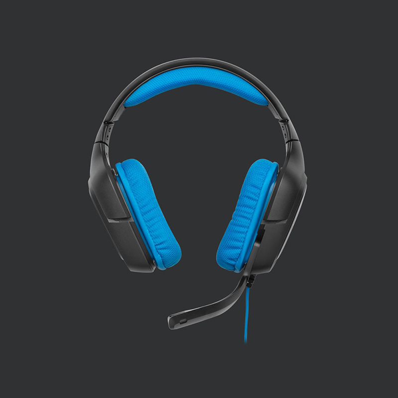 Logitech G430 7 1 Surround Gaming Headset 3 2m Noise-cancelling Mic Digital  Support Offical Verification for Windows PS4 or Xbox