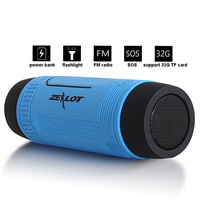Hot Portable Speaker Caixa de Som FM Radio Enceinte Altavoz Bluetooth Speaker Mini USB Speaker Power