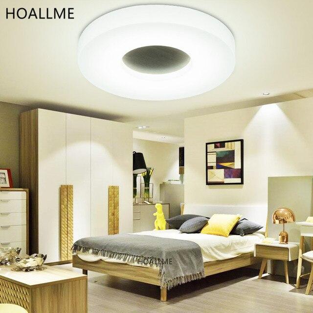 Creatieve Eenvoudige Acryl/Houten LED Lampen Plafond Armatuur Inbouw ...