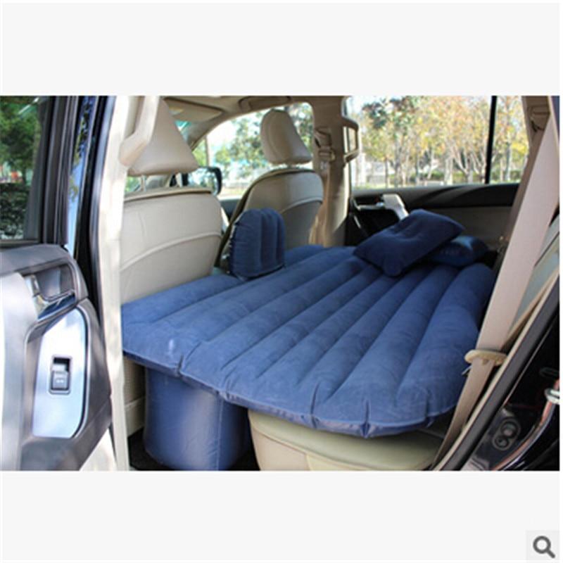 Avtomobilska postelja Napihljiva postelja z vzmetnicami za zrak - Dodatki za notranjost avtomobila - Fotografija 5