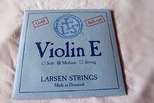 Larsen violin strings e string violin e string gold e string