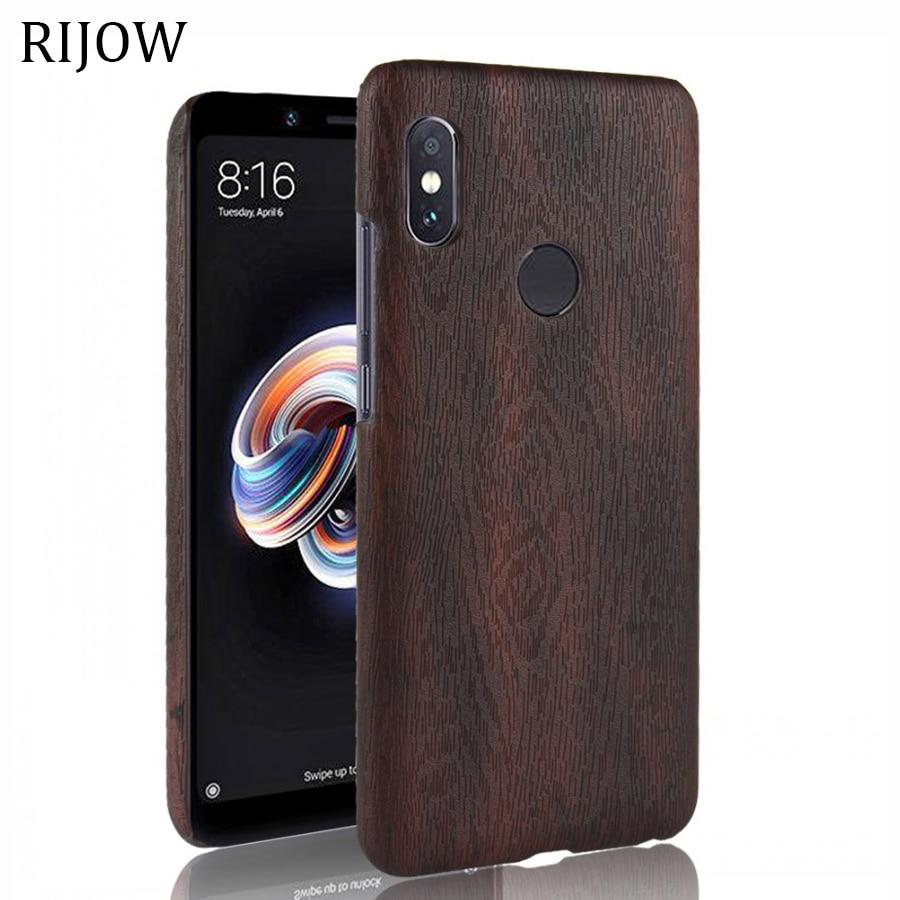 Wood Grain Cases for Xiaomi Redmi K20 Pro 7A Case for Redmi Note 7 5 6 Pro Global Back Phone Cover PC Leather Xiomi Mi 8 9SE 7A redmi note 7 pro cover