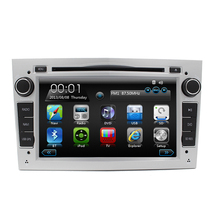 Free Shipping 7′ Touch Screen Car Auto radio DVD GPS Navigation system for Opel Corsa Astra Zafira Vectra Meriva in Sliver Color