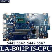 Kefu ZAVC0 LA-B012P ноутбука материнская плата для Dell 5442 5542 5447 5547 Тесты Оригинал материнская плата I5-4200U