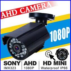 World Cup Sale HD AHD Mini CCTV Camera SONY IMX323 720P/960P/1080P 3000TVL Analog FULL 2MP IP66 Outdoor Infrared Bullet Vidicon