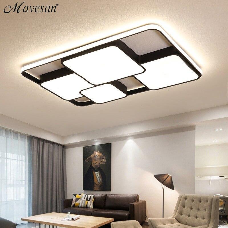 Modern LED Crystal Chandelier For Living Room Bedroom Master room Cristal Lustre Chrome Finish 110V 220V