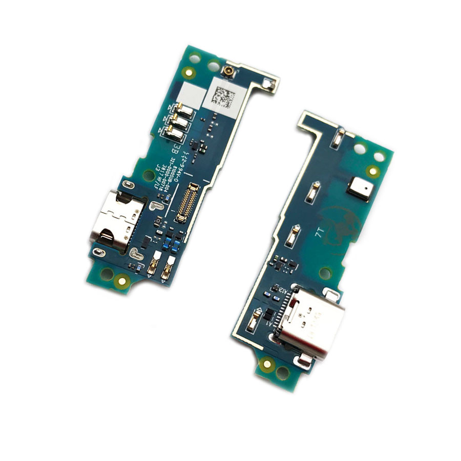 For <font><b>Sony</b></font> Xperia L1 G3311 <font><b>G3312</b></font> G3313 <font><b>USB</b></font> Charge Port Connector Charging Board charging flex Mic Flex Cable image
