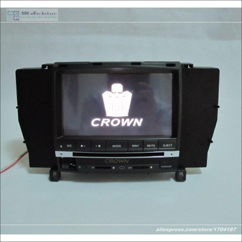 Para Toyota Crown Majesta Real S180 2003 ~ 2008 de Radio de Coche CD Reproductor