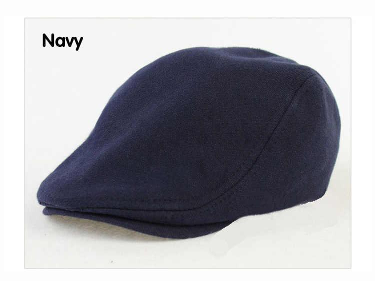 f129483b6b6 ... Summer Sports Beret Caps for men Women Fashion Cotton flat cap Outdoor  Hats brand Sun Hat ...