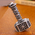 Slavic Kolovrat Svarog Quake Hammer Amulets and Talismans Charm Viking Ethnic Jewelry Pendant 1pc