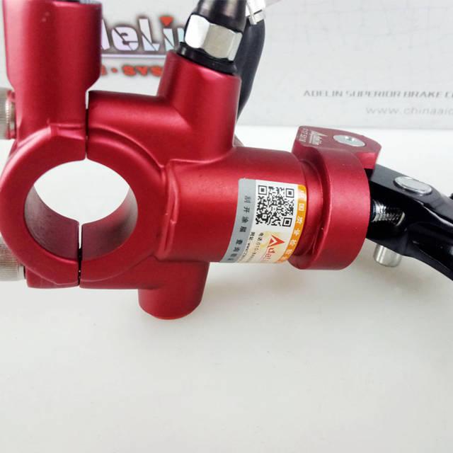 Online Adelin 19mm Motorcycle Brake Clutch Master Cylinder Hydraulic Pump Handle For Honda R6 Fz6 Gsxr600 Zx 6r Z800 Yamaha Kawasaki Aliexpress