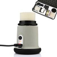 2000mAh 1200RPM Lithium-Batterie Lade Elektrische Schuh Polierer Maschine USB Stecker Pinsel Leder Pflege