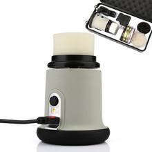 2000mAh 1200RPM punjenje litijevih baterija Električna četka za čišćenje cipela Električni češalj za čišćenje kože