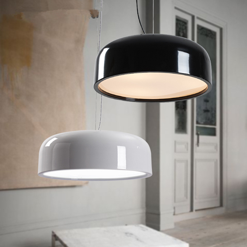 designer modern lighting. minimalism italian designer modern led pendant lights for dining room bar shop coffee white black hanging lighting n