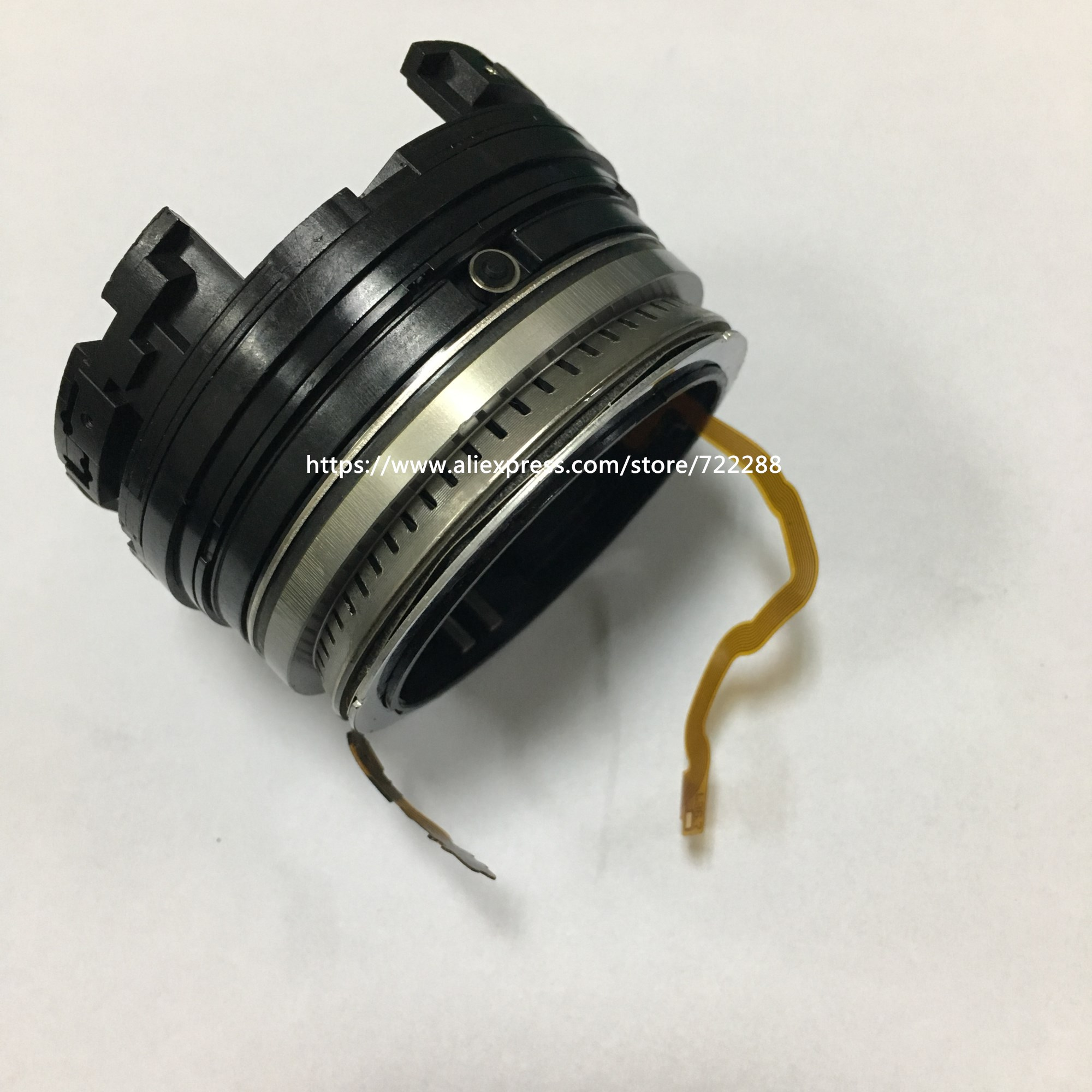 Image 2 - Repair Part For Canon EF 85mm F/1.8 USM Lens Focusing Assy AF Focus Motor Unit YG2 0057 009-in Electronics Stocks from Electronic Components & Supplies