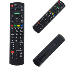 1Pc Replacement Remote Control Black Smart Remote Controller For Panasonic Viera
