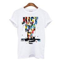 2017 New Fashion Hip Hop Casual Summer Short Female T Shirt Brand Clothing Comfortable Women T