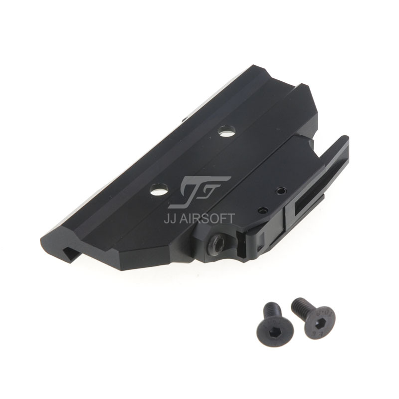 JJ Airsoft AC12033 Quick Release / QD Mount for ACOG 4x32 Scope / Red Dot (Black) цена