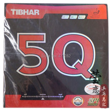 Origianl Tibhar 5q pimples in table tennis rubber table tennis rackets racquet sports fast attack loop made in Germany