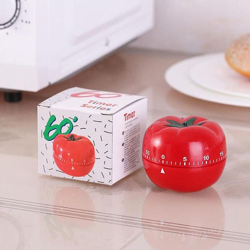 Gelernt 100 Stücke Küche Kochen Zeit Alarm 60 Minuten Rote Tomate Mechanische Stil Countdown Timer Geschenke Für Freunde Za5354 Andere Küche Tools & Gadgets