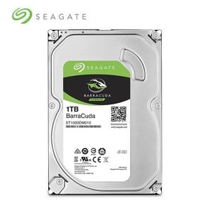Image 1 - シーゲイト 1 テラバイトデスクトップ PC の HDD SATA 6 ギガバイト/秒 32 メガバイト 7200 rpm キャッシュ 3.5 インチ内蔵ハードディスクドライブ (ST1000DM010)