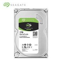Seagate disco duro interno de 1TB HDD SATA 6 Gb/s 32MB 7200RPM caché 3,5 pulgadas, ST1000DM010