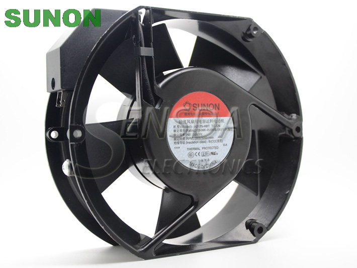 SUNON fan A2175-HBT TC.GN 17CM 170*150*51MM 1751 220V capacitor axial industiral cooling fan renault clio symbol с 2000 2008 бензин пособие по ремонту и эксплуатации 5 88850 235 9