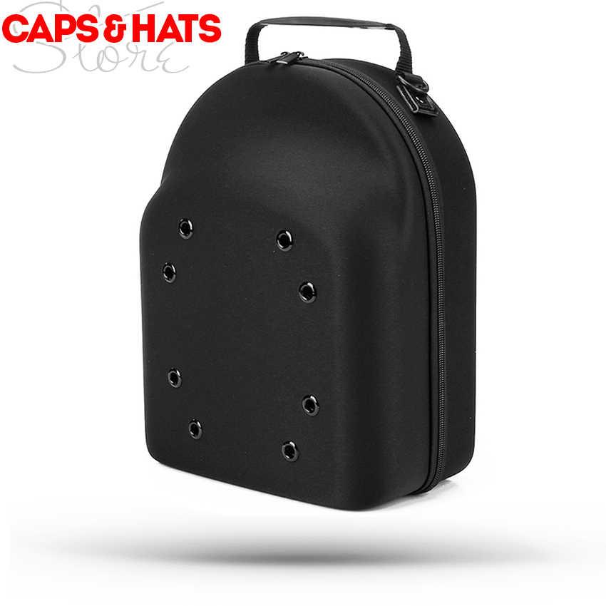 2018 Promotion Snapback Cap Carrier Brand Baseball Cap Snapback Box  Shoulder Bag For Caps Handbags For 8f084bb1763a