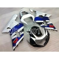 For Suzuki 01 03 GSXR600 GSXR750 GSXR GSX R 600 750 K1 Motorcycle Injection Plastic Bodywork Body Fairing Kit Set 2001 2002 2003