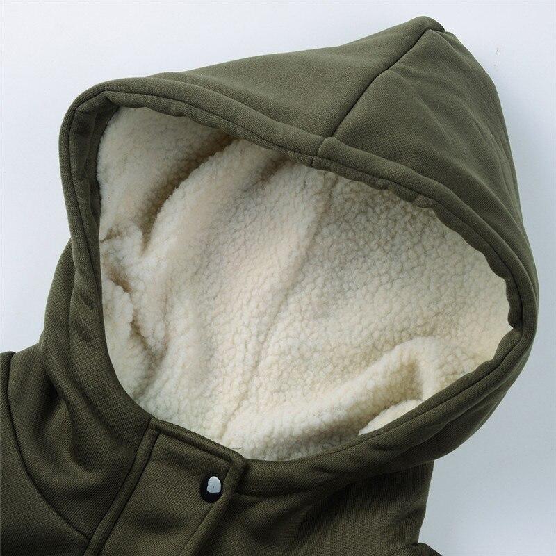 Women Coat New Autumn Winter Basic Jacket XXXXL 5XL Plus Size Sweatshirt Solid Hooded Zip Top Bomber European Style Outerwear 3