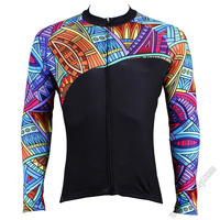 Bird S Nest Anti Pilling Long Sleeved Suits For Winter Dirt Bike Specialized Jersey Cycling Larger
