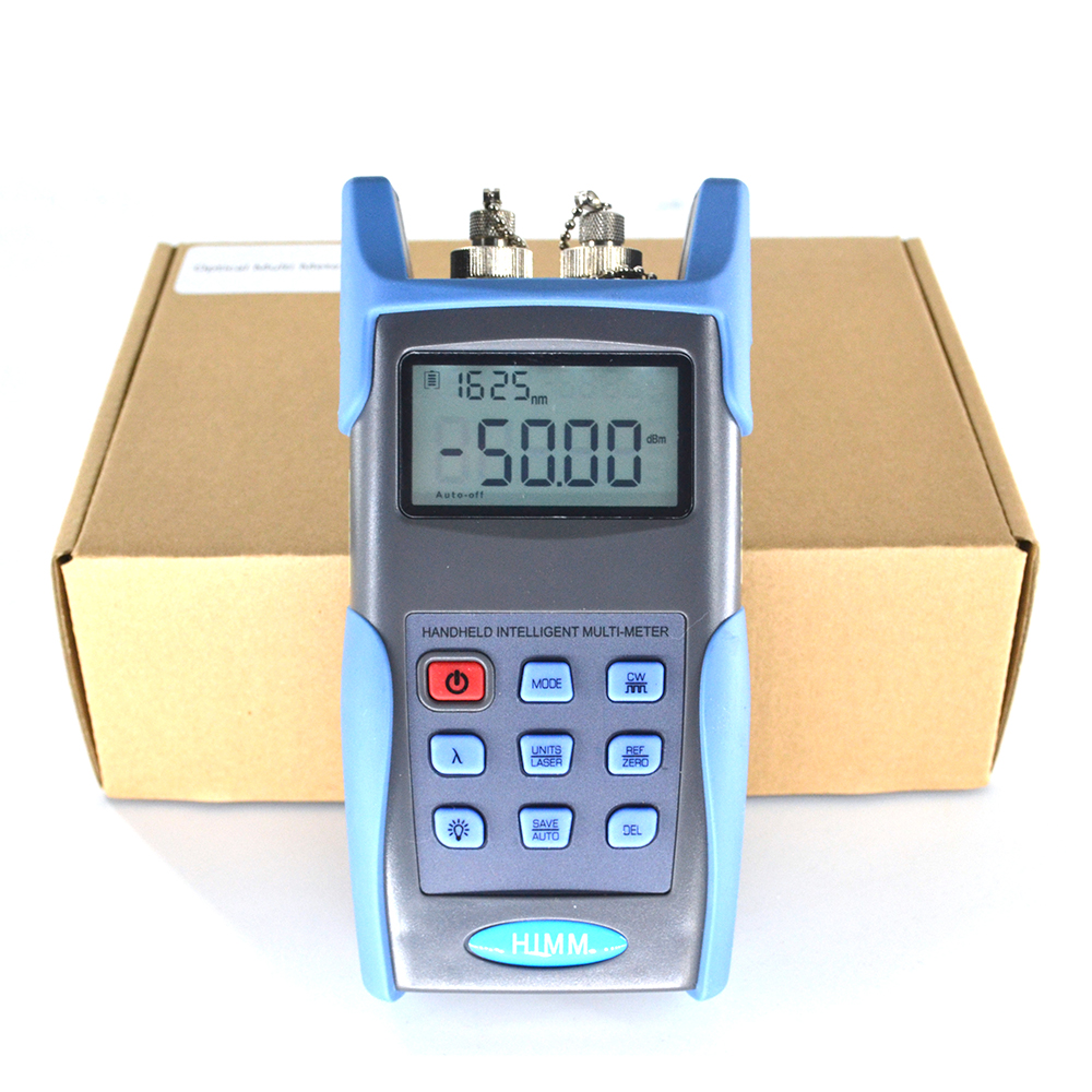JW3209C Optical fiber Multimeter Fiber Optic Power Meter with 1310/1550nm Light Source(-50~+26dBm)JW3209C Optical fiber Multimeter Fiber Optic Power Meter with 1310/1550nm Light Source(-50~+26dBm)