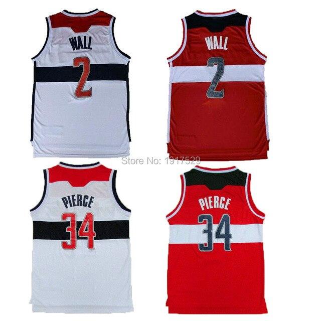 663667df New Material jersey #2 John 3# Bradley Beal Washington Jersey,Rev 30  Basketball Jersey Embroidery Lgos Cheap Basketball Jerseys