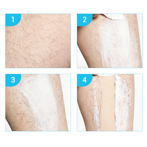 LANBENA Hair Removal Cream Repairing Painless  Removal Depilation Gentle Not Stimulating Effective Epilator Nourishing Body Care Lahore