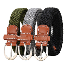 Детские джинсы, пояс, Детские эластичные кожаные ремни с пряжкой для мальчиков и девочек, модные тканевые ремни на талии для малышей