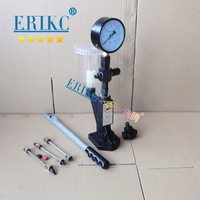 ERIKC Diesel nozzle tester diagnostic tools S60H for Common Rail Fuel Injector