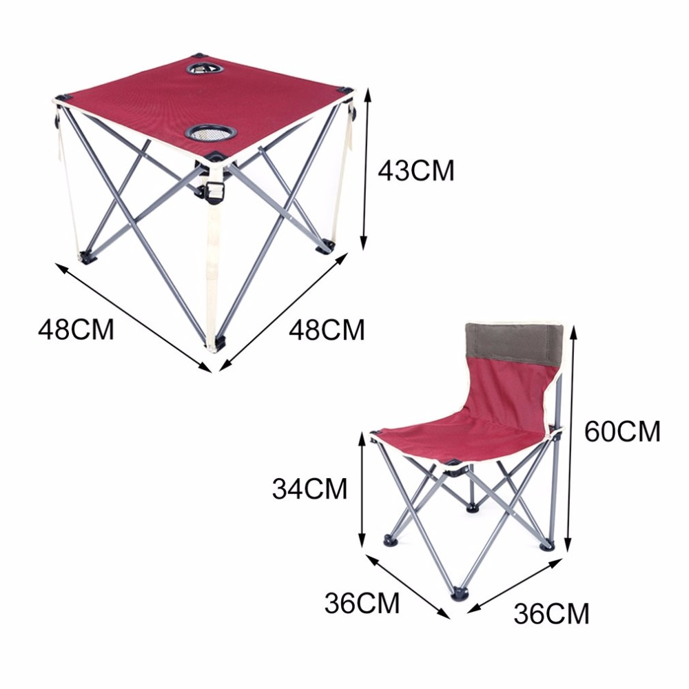 Hewolf Portable Folding Beach Table and Chair Five Sets Burgundy Integrated Design High Stability for Outdoor Camping Activities rakesh kumar tiwari and rajendra prasad ojha conformation and stability of mixed dna triplex