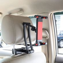 Universal Car Headrest Tablet Holder Backseat Mount Support for iPad iPhone Cellphones PC Laptops with 5Inch and Above
