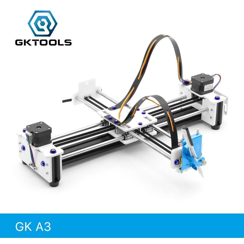 GK A3 DIY Drawbot Stylo CNC Dessin Machine Lettrage Écriture Robot Corexy XY-traceur Dessin Robot Kit Dessin Jouets