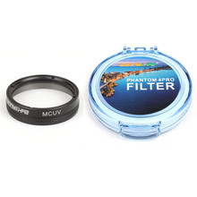 Sunnylife MCUV UV Camera Lens Filter for for DJI Phantom 4 PRO PRO font b Drone
